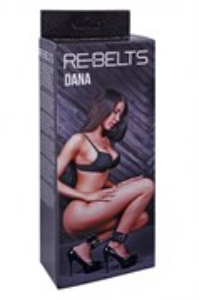 Поножи Dana Black 7748-01rebelts
