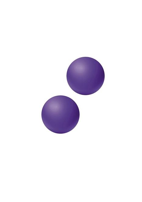 Вагинальные шарики без сцепки Emotions Lexy Medium purple 4015-01Lola - фото 189919