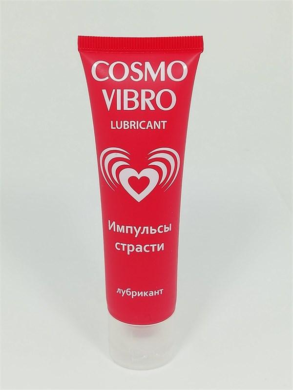 Вибрирующий лубрикант Cosmo Vibro 50 г