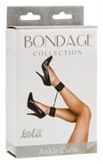 Поножи Bondage Collection Ankle Cuffs Plus Size 1052-02Lola